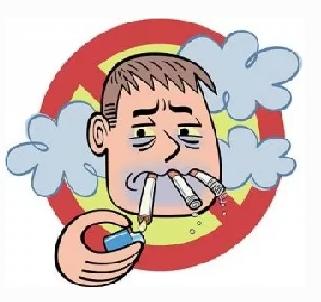 Se deixa de fumar isto agora mesmo