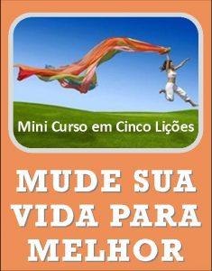banner mini curso 5 licoes